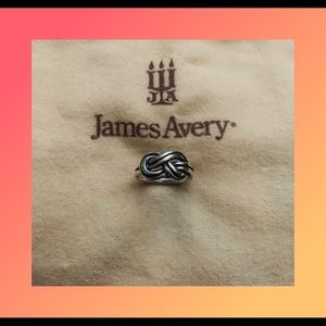 James Avery True Love Knot Ring